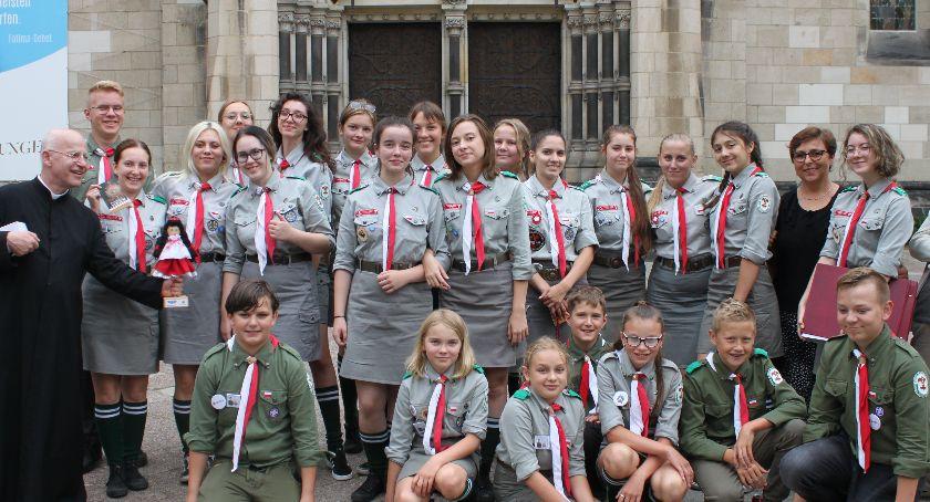 Nasze wyprawy, Frygi Polskiej Misji Katolickiej Berlinie - zdjęcie, fotografia