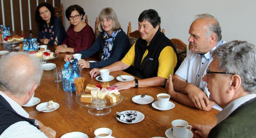 Samorządowcy, Goście Gifhorn Złotowie - zdjęcie, fotografia