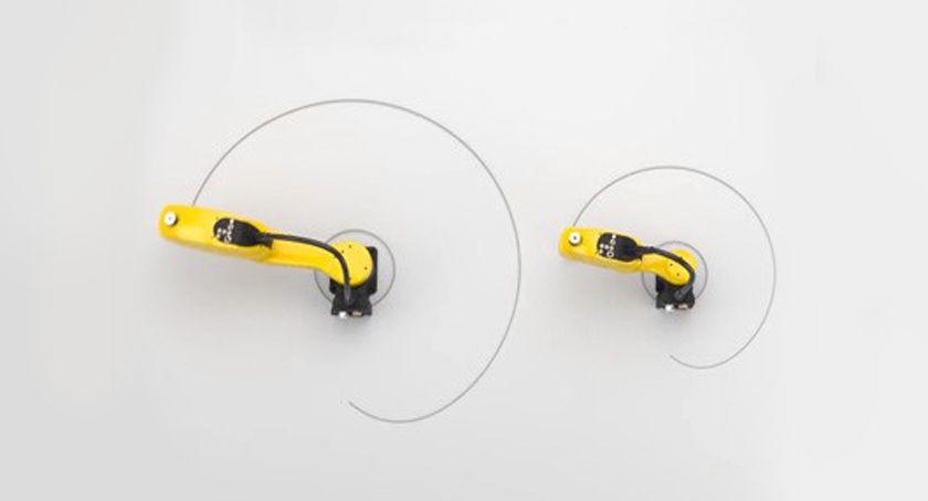Biznes i praca, Roboty SCARA cechy wykorzystanie - zdjęcie, fotografia