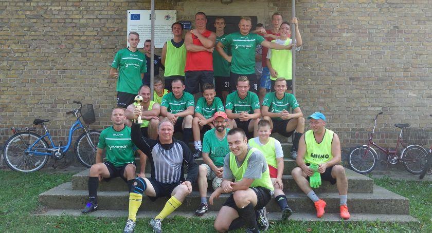 Piłka nożna, Buntowo kontra Sławianowo - zdjęcie, fotografia