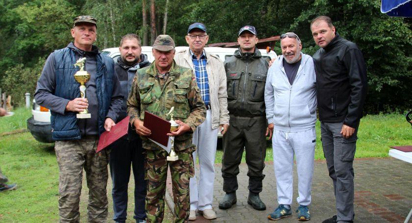 Wędkarstwo, Zawody Wędkarskie Puchar Przewodniczącego Powiatu Złotowskiego - zdjęcie, fotografia