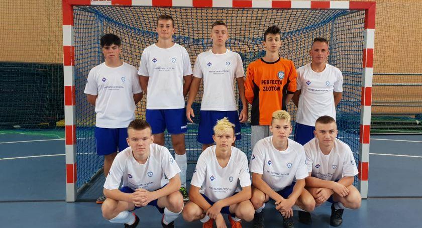 Piłka nożna, Perfecta Futsal Złotów wraca - zdjęcie, fotografia