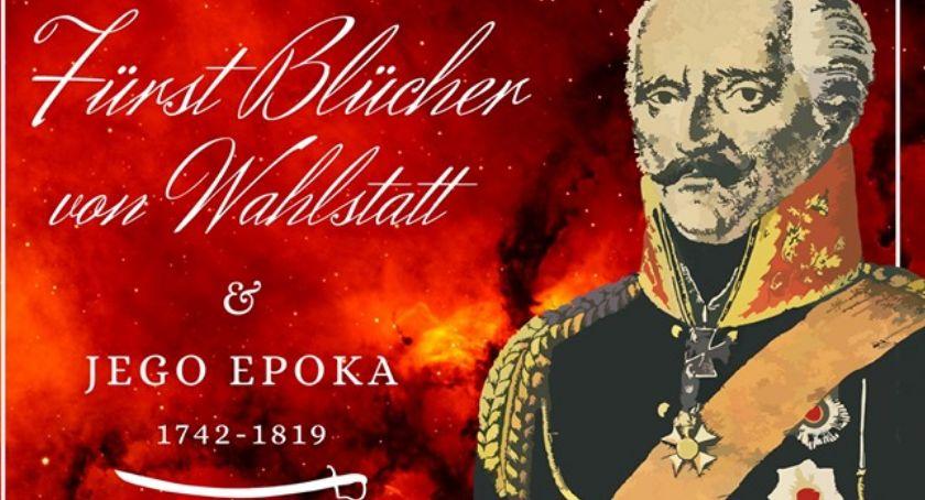 Wernisaże wystawy warsztaty, Fürst Blücher Wahlstatt epoka - zdjęcie, fotografia