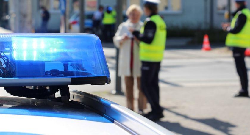 Policja - komunikaty i akcje, jutro kolejna akcja policji - zdjęcie, fotografia