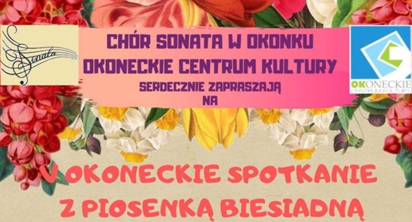 Koncerty muzyka, Zapraszamy Okonka biesiadę - zdjęcie, fotografia