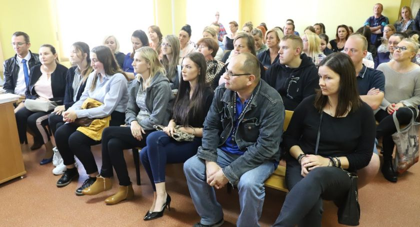 Edukacja, Inauguracja nowego szkolnego WSCKZiU - zdjęcie, fotografia