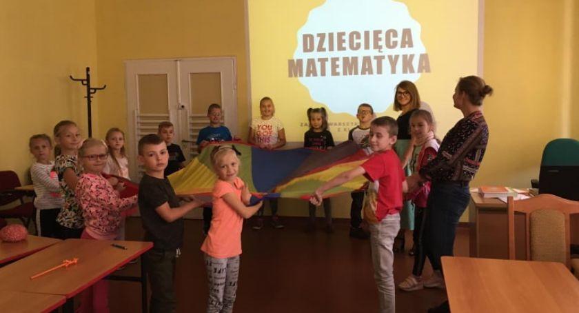 Edukacja, Dziecięca Matematyka Powiatowej Poradni Psychologiczno Pedagogicznej Złotowie - zdjęcie, fotografia