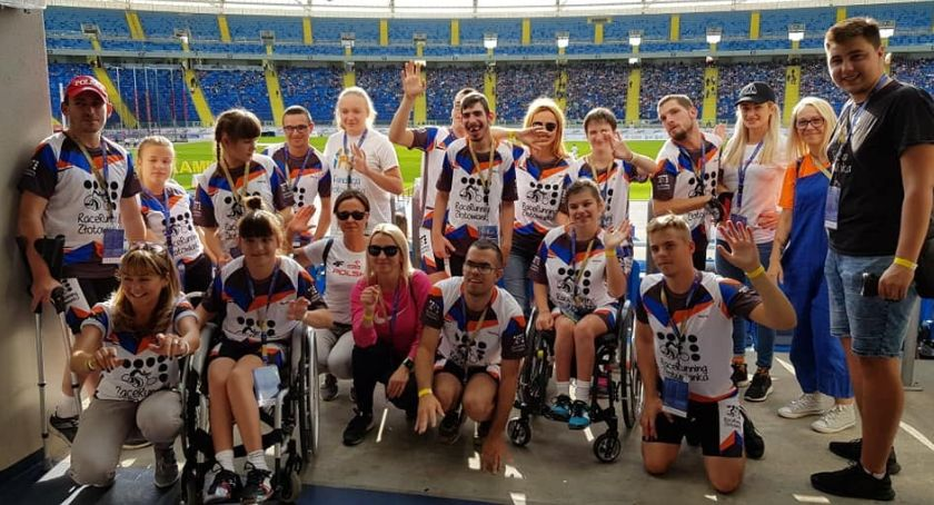 Pozostałe, Ekipa RaceRunning Fundacji Złotowianka Memoriale Kamili Skolimowskiej - zdjęcie, fotografia