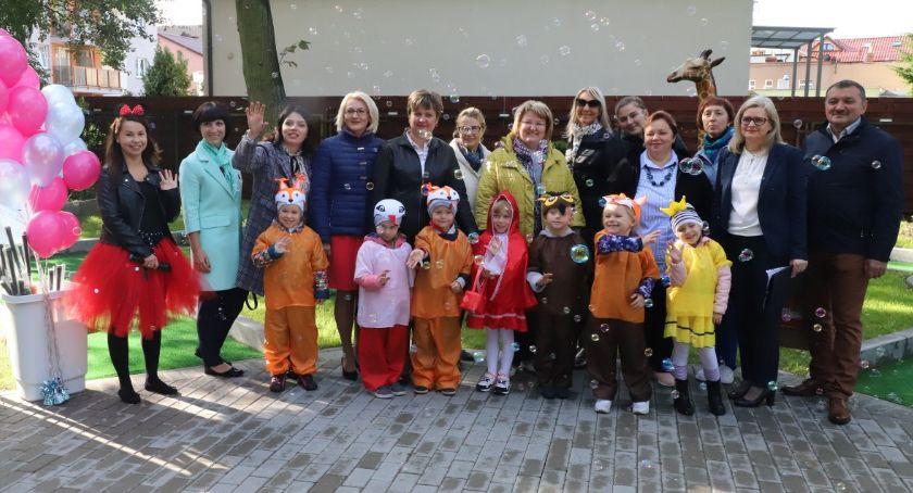 Uroczystości obchody, Otwarcie minigolfa Złotowie - zdjęcie, fotografia