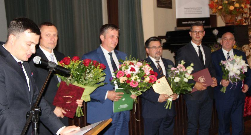 Uroczystości obchody, lecia Powiatu Złotowskiego - zdjęcie, fotografia