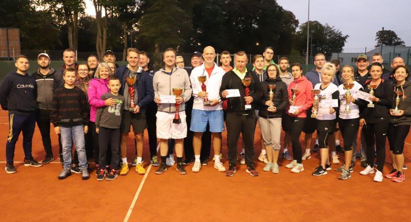 Tenis ziemny, Debliści zakończyli mistrzostwa Złotowie - zdjęcie, fotografia