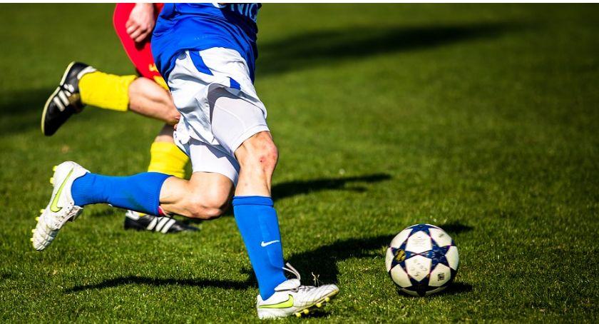 Piłka nożna, Polonia Jastrowie powalczy Pucharze Polski - zdjęcie, fotografia