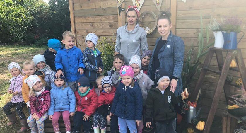 Spotkania i festyny, Lipkowskie przedszkolaki żegnają - zdjęcie, fotografia