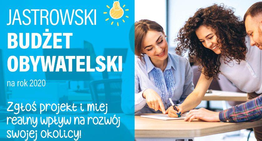 Budżet obywatelski, Spotkanie informacyjne sprawie Jastrowskiego Budżetu Obywatelskiego - zdjęcie, fotografia