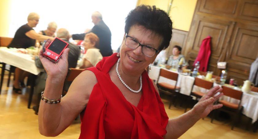 Seniorzy, Dzień Seniora Złotowie - zdjęcie, fotografia