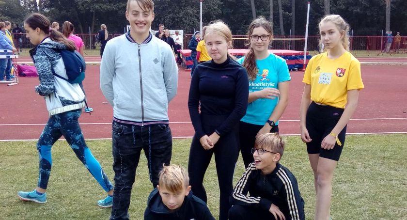 Lekkoatletyka, Kolejne medale lekkoatletów - zdjęcie, fotografia