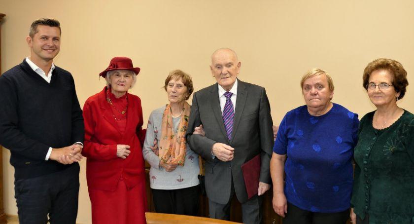 Seniorzy, Spotkanie kombatantami Lipce - zdjęcie, fotografia