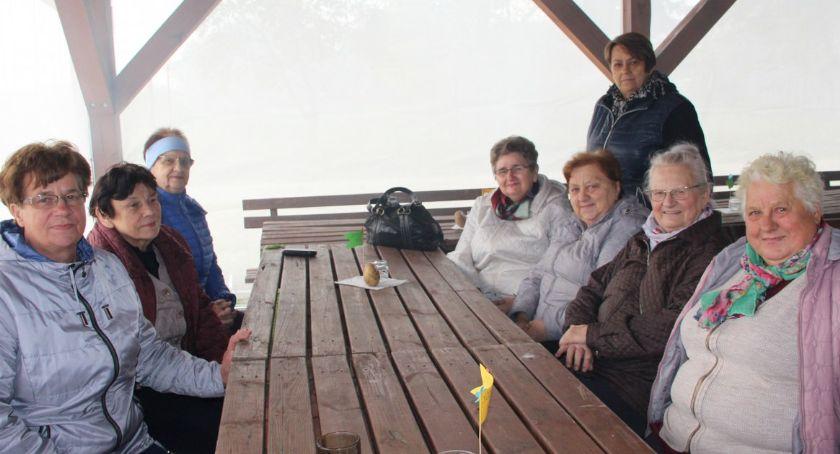 Rekreacja wypoczynek, Stara Wiśniewka żegna - zdjęcie, fotografia