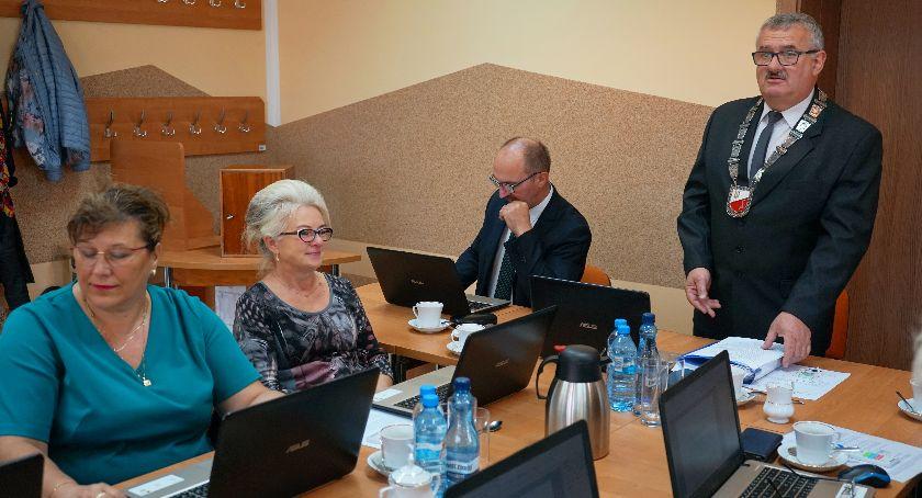 Administracja, Dyskusja zmianie granic - zdjęcie, fotografia