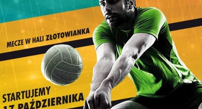 Siatkówka, Start Złotowskiej Piłki Siatkowej sezon 2019/2020 - zdjęcie, fotografia