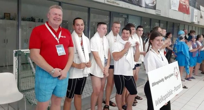 Pływanie, Kolejne medale Brawo pływacy! - zdjęcie, fotografia