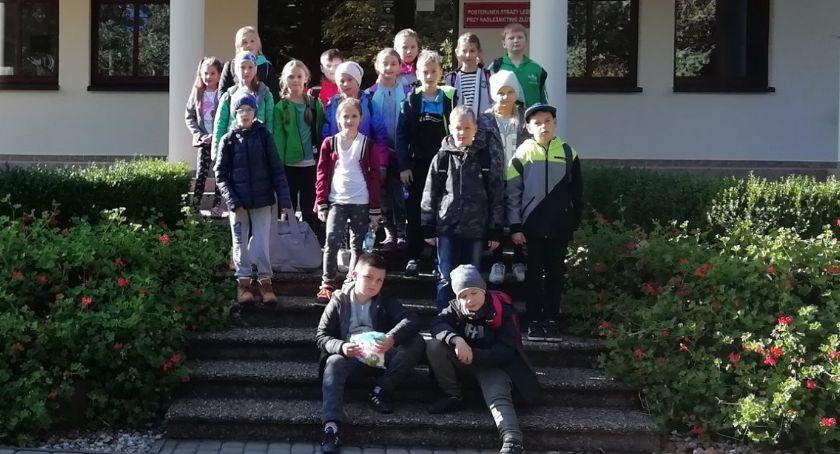 Edukacja, Zajęcia Zielonej Klasie - zdjęcie, fotografia