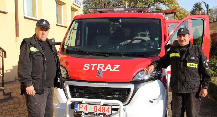 Straż pożarna, Batorowo - zdjęcie, fotografia