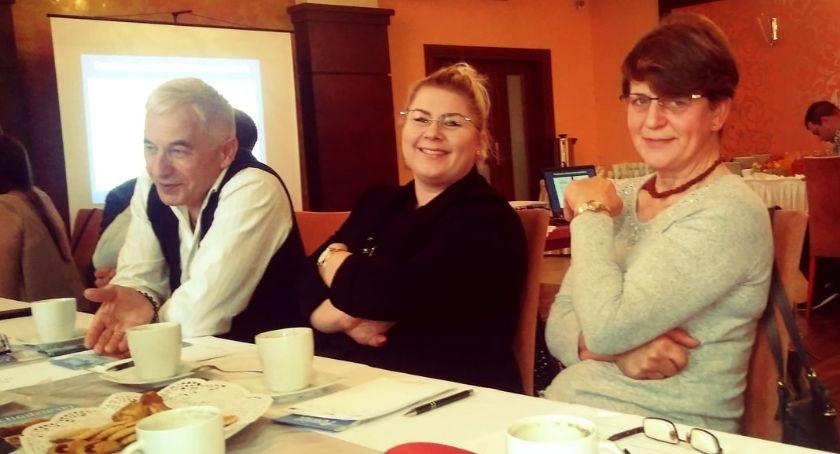 Samorządowcy, Szkolenie obronne pracowników obronnych starostw powiatowych - zdjęcie, fotografia
