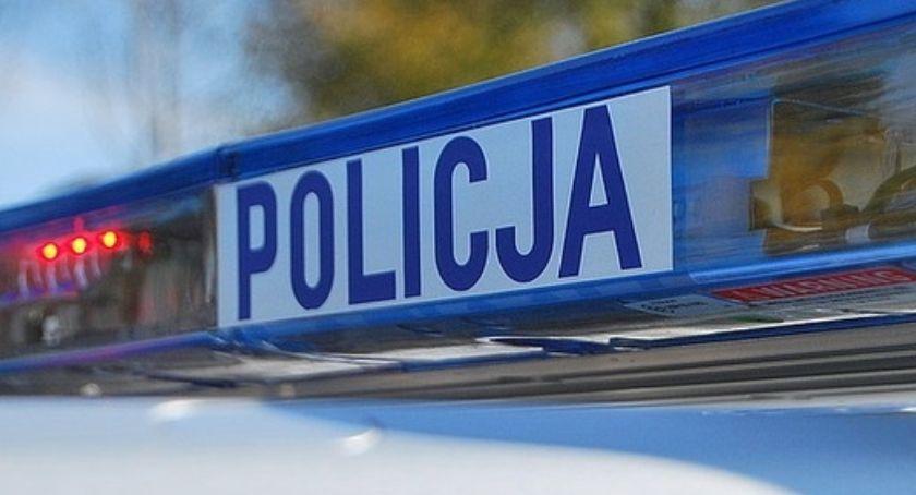 Kronika kryminalna, Pijany latek sprawcą kolizji - zdjęcie, fotografia