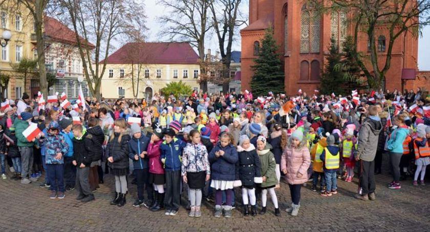 Uroczystości obchody, Manifestacja Niepodległościowa Jastrowiu - zdjęcie, fotografia