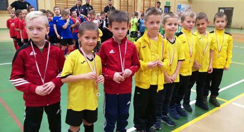 Piłka nożna, Football Academy Złotów turnieju Jastrowiu - zdjęcie, fotografia