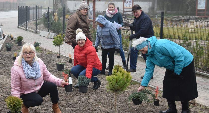 Inwestycje w powiecie, Animacje seniorów gminie Tarnówka - zdjęcie, fotografia