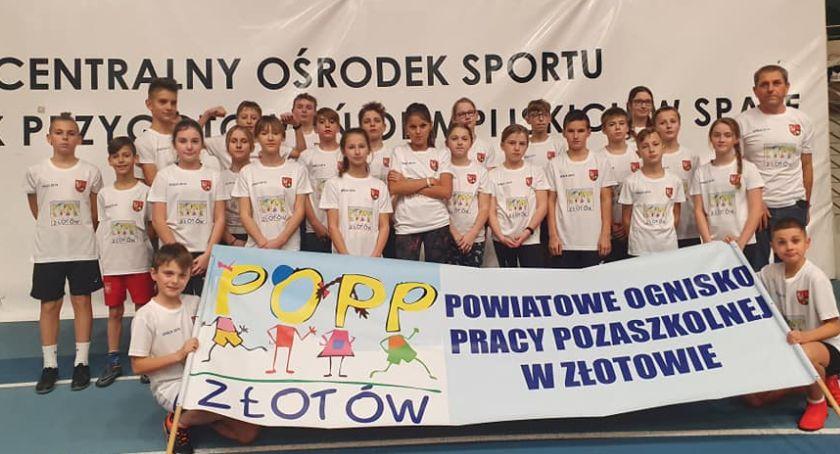 Lekkoatletyka, Halowe Ogólnopolskie Mistrzostwa Czwartków Lekkoatletycznych - zdjęcie, fotografia