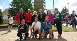 Urzędnicy biegając promują Jastrowie