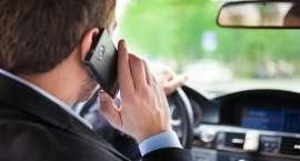 17 kierowców ukaranych za korzystanie z telefonów podczas jazdy