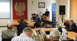 Debata społeczna z Policją w gminie Zakrzewo