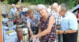 Powitanie Lata emerytów w Lipce