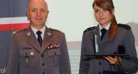 Policyjni sportowcy wyróżnieni - wśród nich nie zbrakło policjantów złotowskiej jednostki