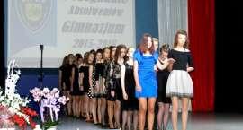 Pożegnanie gimnazjalistów w Lipce