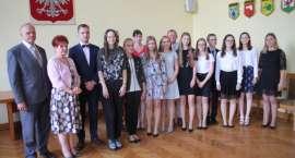 Nagrody Starosty Złotowskiego dla najlepszych absolwentów
