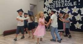 Starszaki z Publicznego Przedszkola w Skórce pożegnały się z przedszkolem