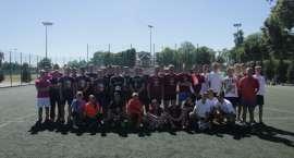 Turniej piłki nożnej w I LO w Złotowie