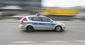 Policjanci czuwali nad bezpieczeństwem pieszych i rowerzystów