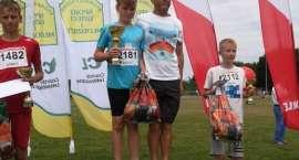 Złote medale lekkoatletów z powiatu złotowskiego