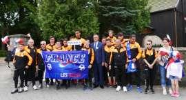 X Międzynarodowy Turniej Piłki Nożnej Dzieci w Starej Wiśniewce ruszył.