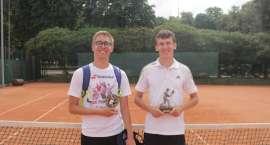 Turniej tenisa w I LO w Złotowie