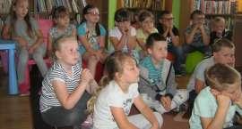 Tydzień Czytania Dzieciom w Kleszczynie