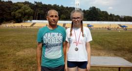 Medale lekkoatletów w Mistrzostwach Wielkopolski Młodzików