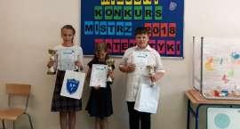 X Międzyszkolny Konkurs Matematyczny w Złotowie