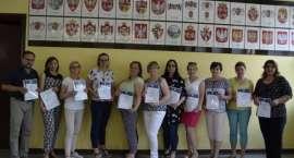 Nauczyciele z Zespołu Szkół Ekonomicznych w Złotowie wykorzystują europejskie doświadczenie